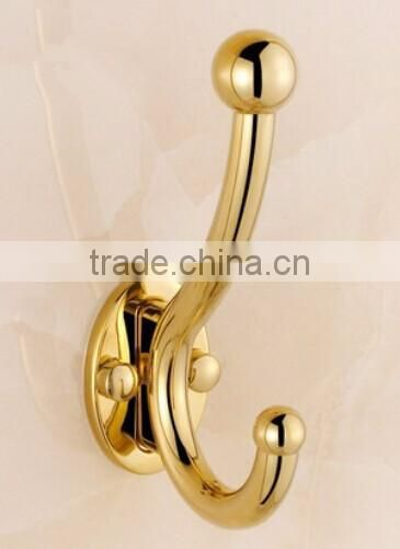 small nickel plated one piece hooks hangers