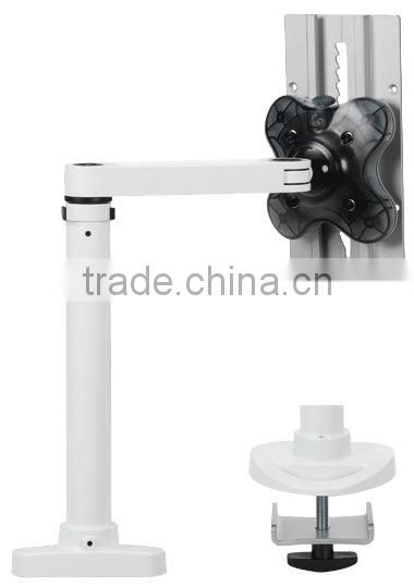 Single LCD monitor aluminum arm STAND