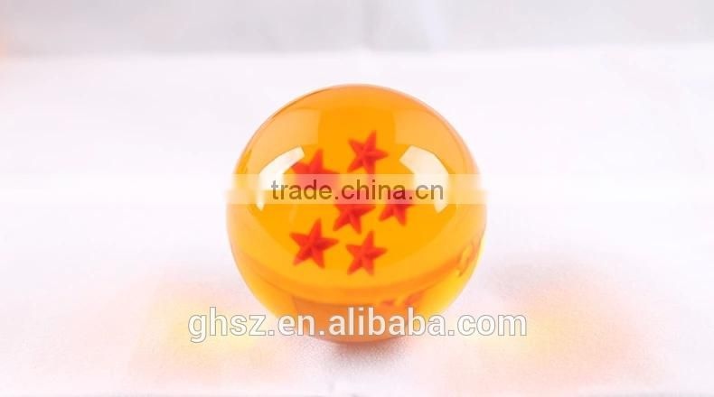 Guo hao hot sale custom dragon ball crystal balls , crystal dragon ball