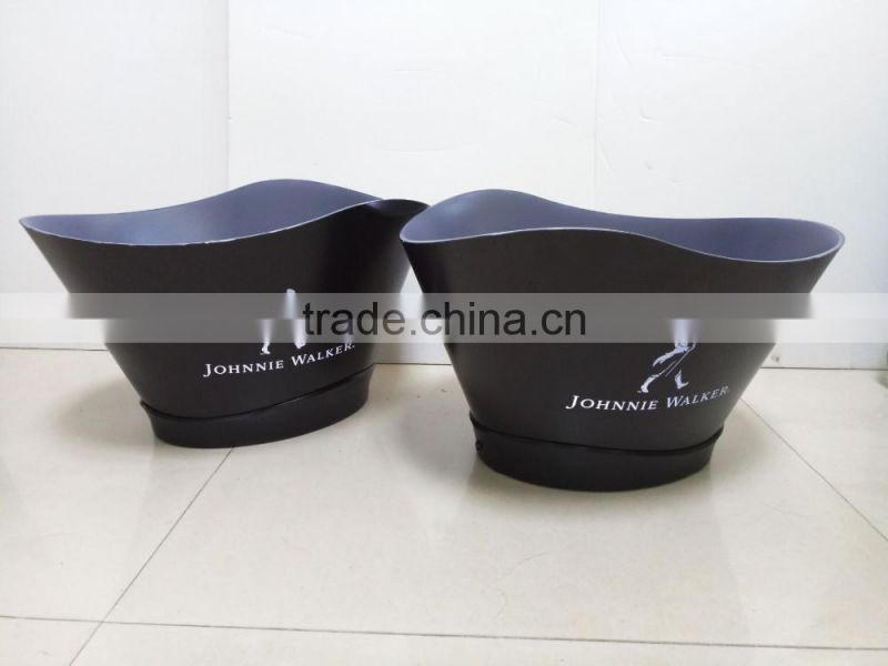 2017 New design cheap price plastic portable corona bucket