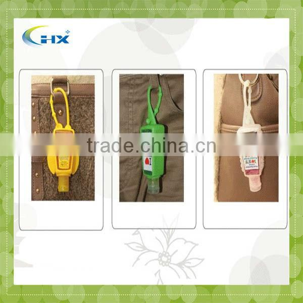 G-2014 China Silicone Hand Sanitizer Gel Holder For Bath And Body Work