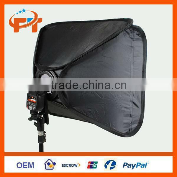 "Softbox For SpeedLight Flash 60cm / 24"" Flash Speedlite Soft box 60x60cm 24""x24"""
