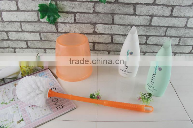 More style of good quality duck toilet brush with holder
