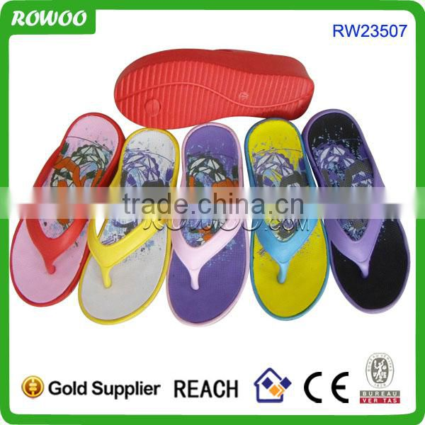 2014 New arrival custom keychain Promotional Logo slippers keyring