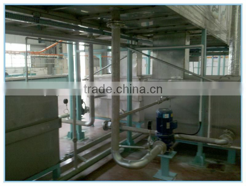 electrical appliances product shell painting line