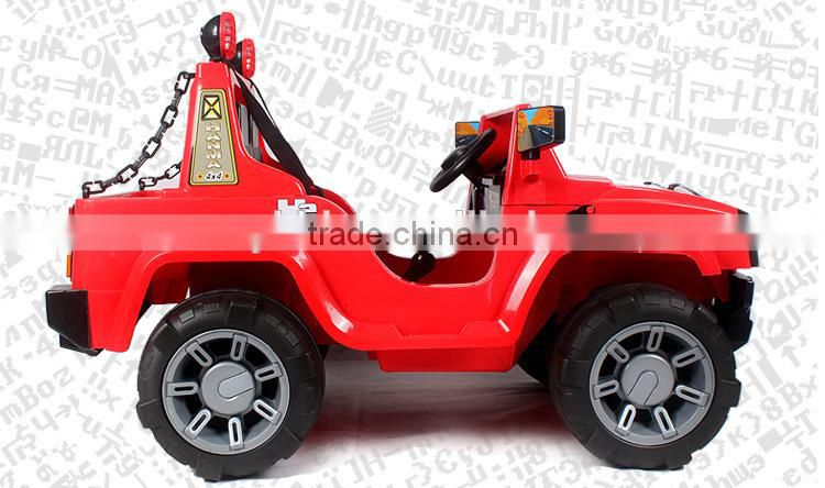 Two seats Children ride on hummer, RC Ride on car with two speed A26