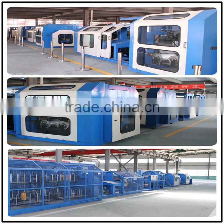 Wire Rope and steel wire endless rope braiding dual strand making machine