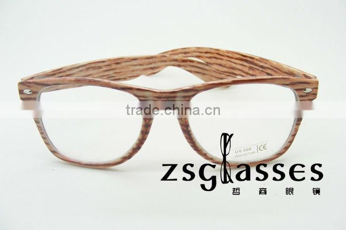 Wholesale authentic designer sunglasses/eyewear/retro wooden sunglass can print logo in frame