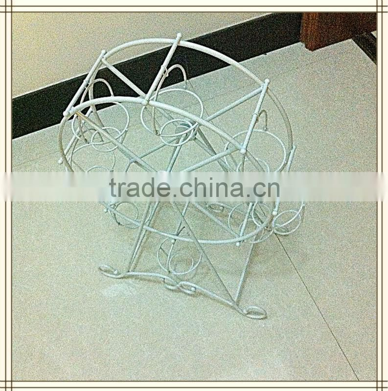 Hot sale metal wire 3 tier coling rack