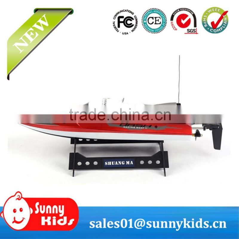2.4G 4 Channels High Speed Powered RC Boat For Sale