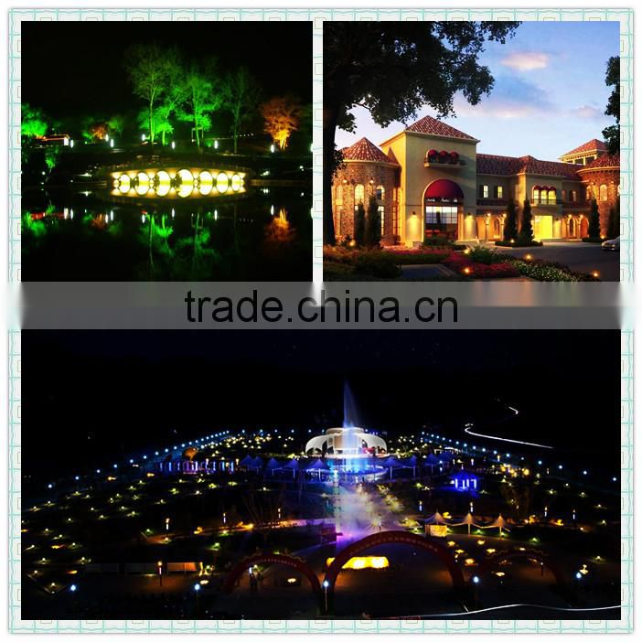 High quality 7W CE approval waterproof led pathway lighting