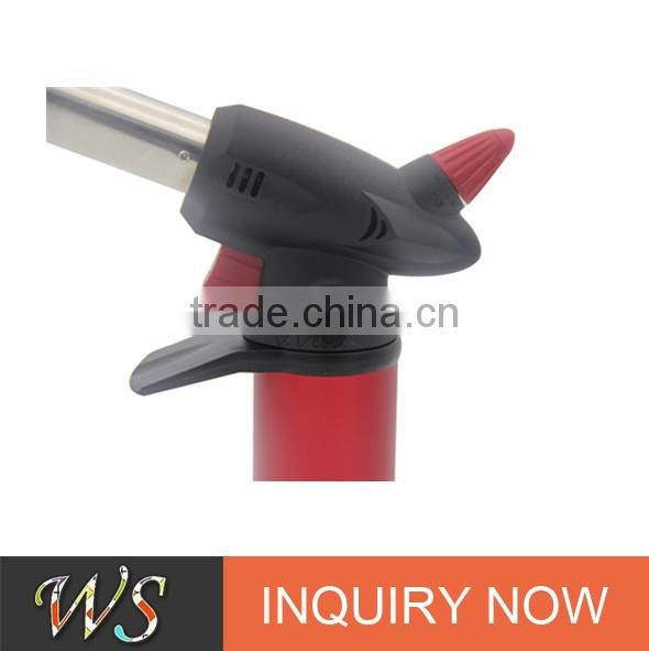 WSSKGF017Hot selling high quality butane torch lighter flame gun
