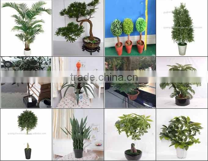 Hot sale high quality Artificial grass ball for decoration