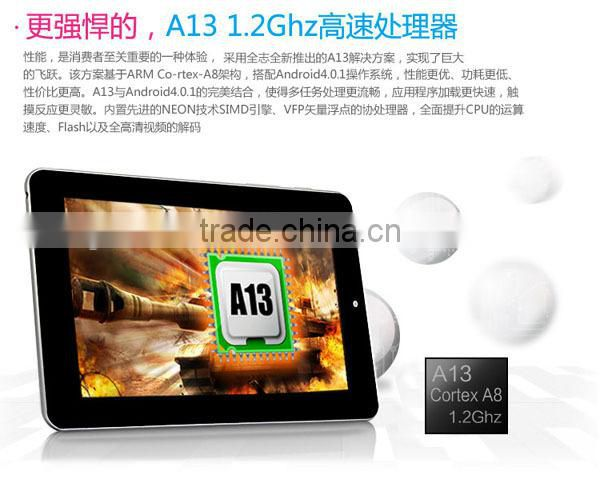 7 inch tablet pc android gps navigator GS702