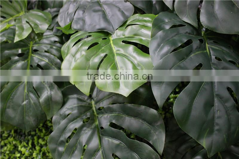100*100*25cm Home garden decorative indoor vertical plastic Artificial Green Plant Walls ZWQ09 216