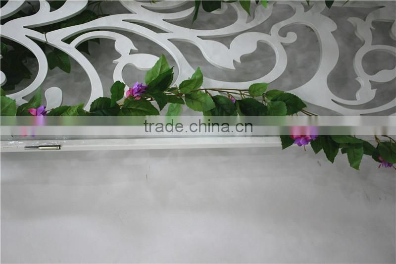 Home garden stool wall christmas decorations 100cm to 400cm Artificial green grass vine rattan Ett10 2208