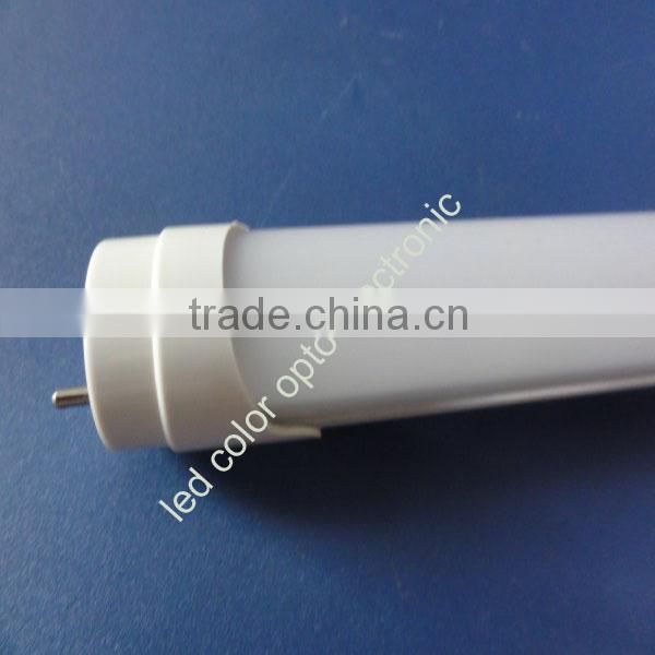 high quality light tube led t8 tube9.5w