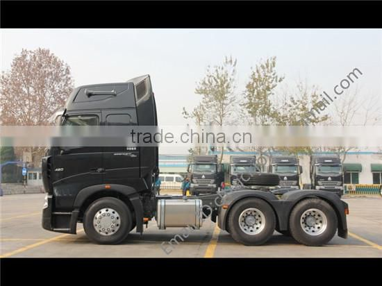 Sinotruk Howo 6*4 Tractor Tow /10 Wheels Howo Tractor Truck/with Competitive Price/chinese Best Truck