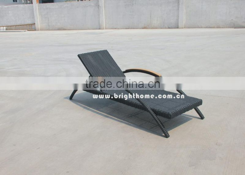 Sling Sunlounger Sunbed Patio Furniture Beach Bed