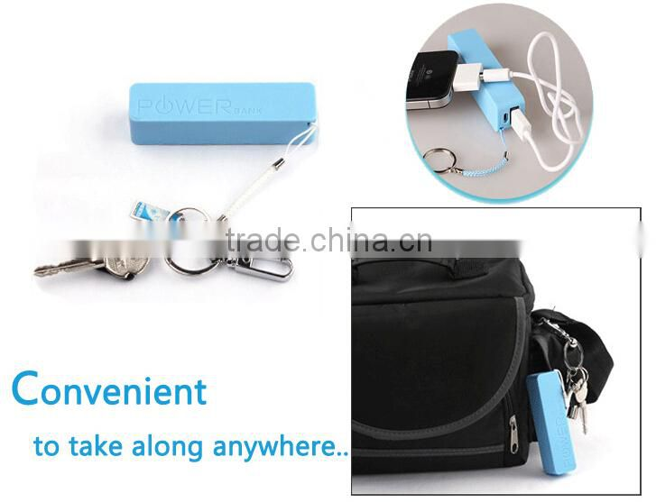 New products 2015 hot sale portable charger power bank for Laptop