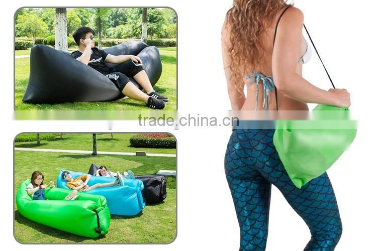 Outdoor Couch Furniture Sleeping Inflatable Bed Air Sleep Sofa Lounge