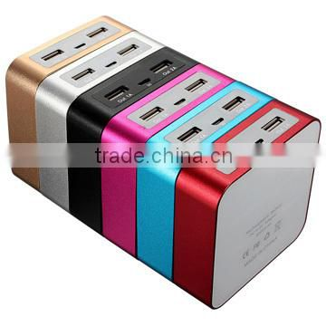 Optimized mobile battery charger with Optional USB Adapters best power charger