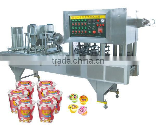 Automatic Sealing Machine for Filling Thick Liquid