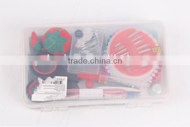 Latest Household travel sewing kit in box For Christmas Gift