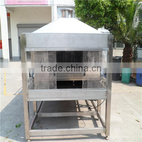 Soft canned fruit sterilizer/pasteurizer