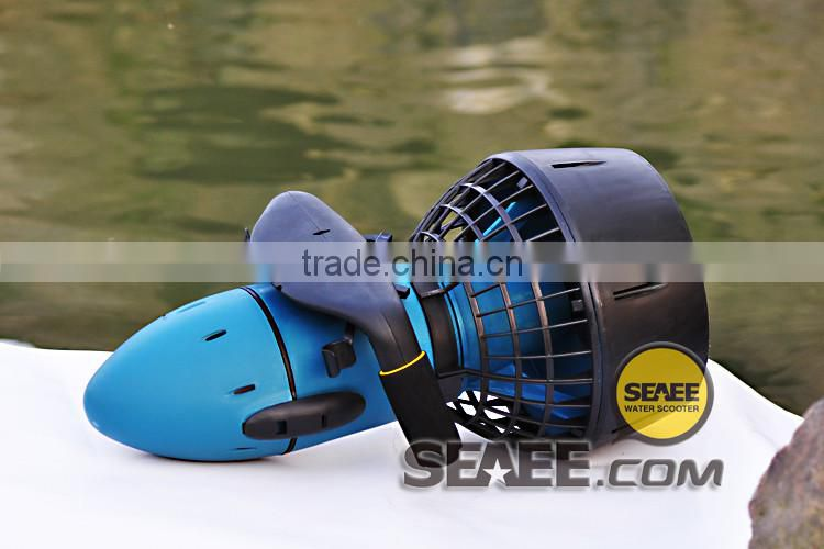 Underwater sea scooter under water sea water scooter