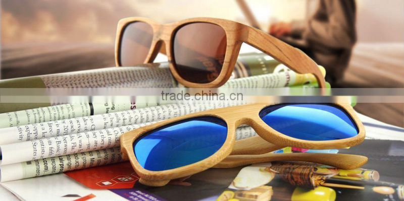 Skateboard Wooden Sunglasses/Fashion Polarized Lens Glasses/Homex_FSC/BSCI Factory