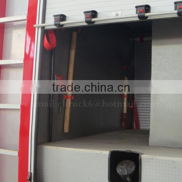 190hp DONGFENG 4*2 Fire Truck 6000L