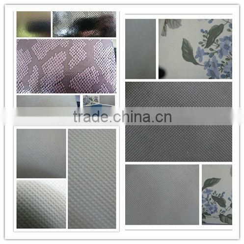 medical mask and adult pad usage of sms spunbond nonwoven fabric calender machinery