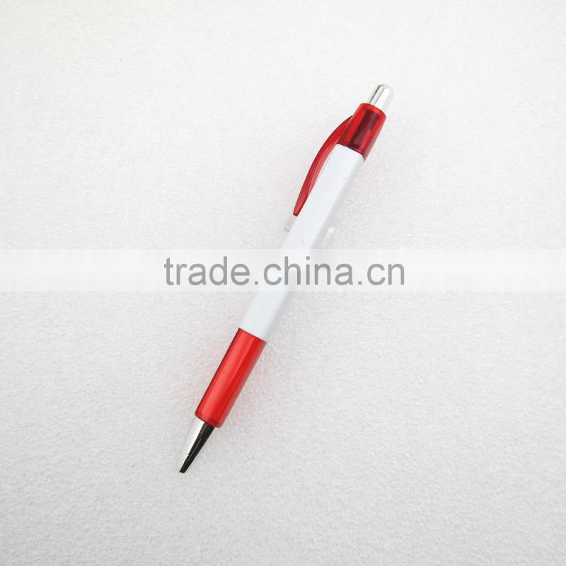 TM-41 Customized promotional pen , advertising plastic ball pen ,