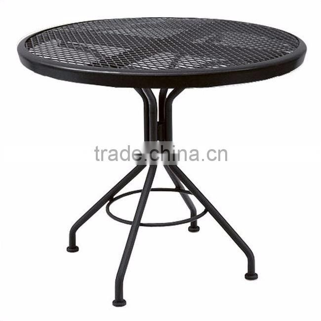 aluminium metal shiny polished tables for sale