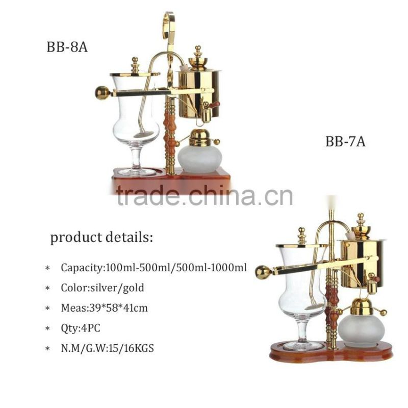 hot new products for 2015 balancing siphon coffee maker