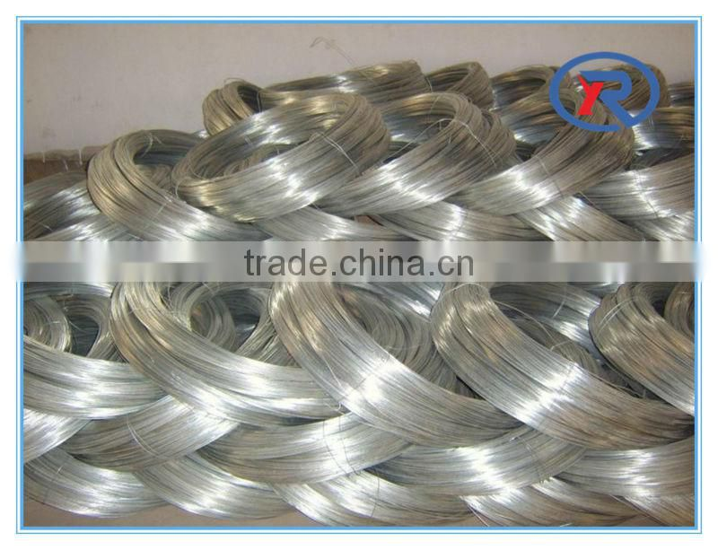 Hebei China Galvanized/PVC coated plastic chain link wire mesh