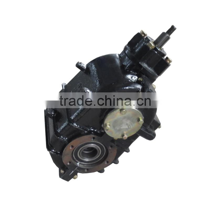 Chinese two speed tricycle planet gearbox two speed transaxle gearbox