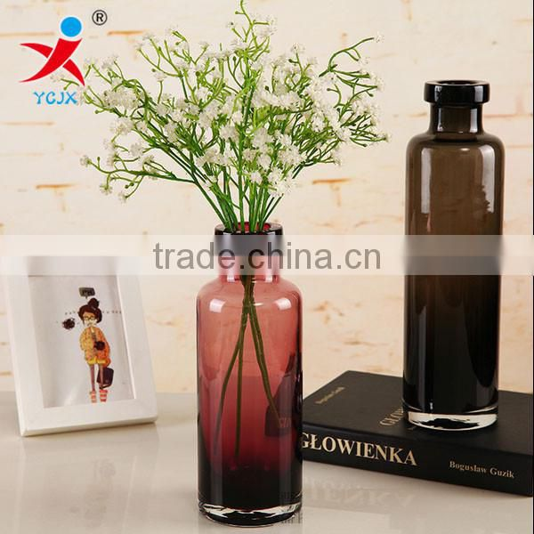 Export hand-made glass aroma essence oil/home decoration/mini small vase furnishing articles/counter decoration