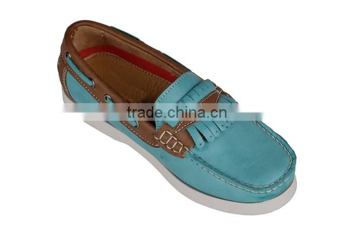 Boy Fashion Top Quality Casual Fringing Boat Shoes