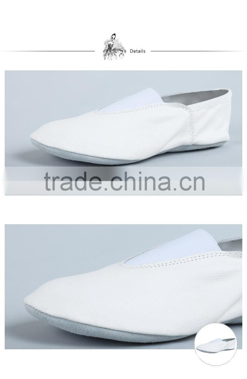 D019000 Dttrol comfort flat shoes wholesale shoe genuine leather Gym girls dress shoes