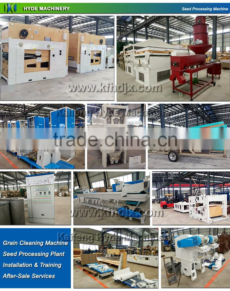 Hyde Machinery chilli seed packing machine