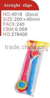 Haixing PP material,bag sealer clip,plastic clips,Eco-friendly