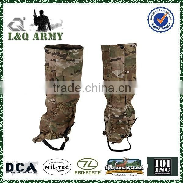 Multicam waterproof boot cover