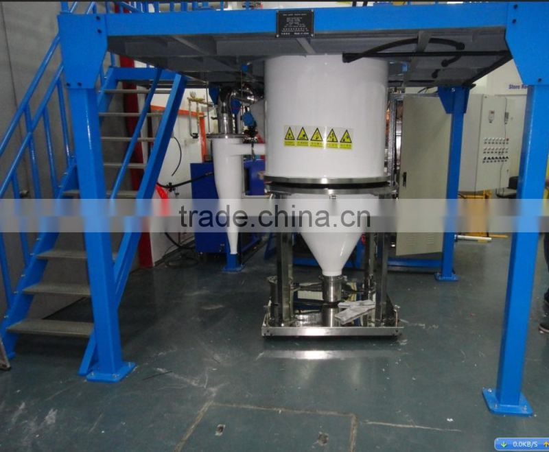 spherical copper , iron, steel powder making machine