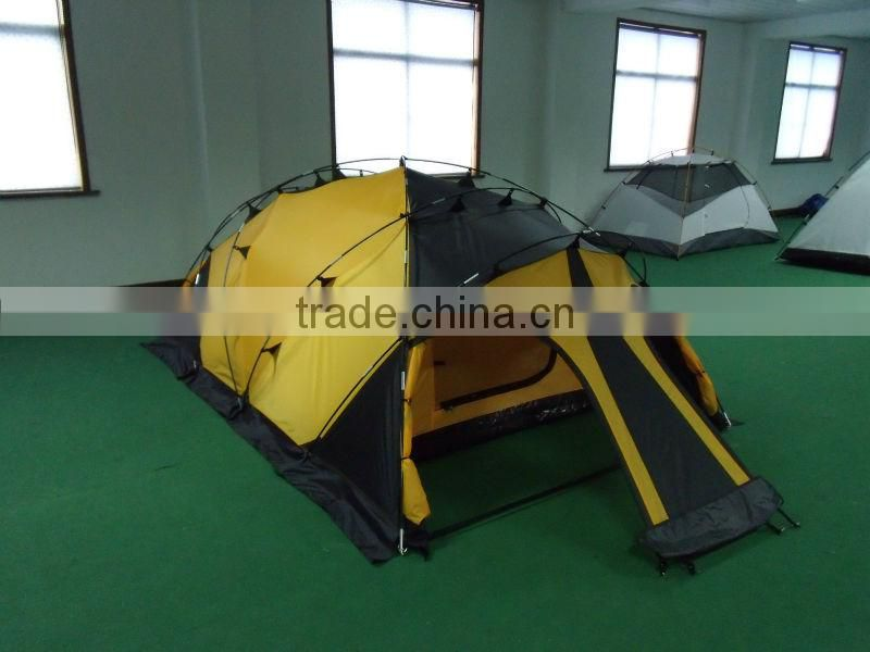 Outdoor winter cold weather snow tents