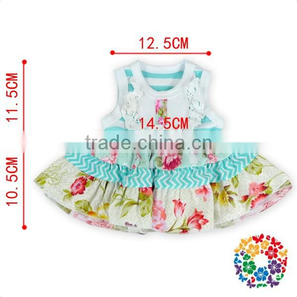 "Wholesale Cheap 2 PCS Doll Clothes Giggle Moon 18"" Doll Clothes Customized Design American Girl Doll Clothes"