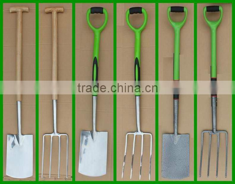 S6804 WITH STEEL TUBE PVC COATED HANDLE