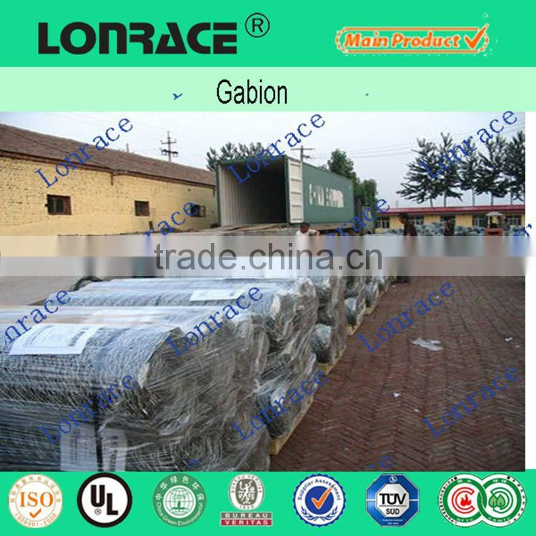 High Quality Cheap Custom gabion baskets retaining gravity wall design