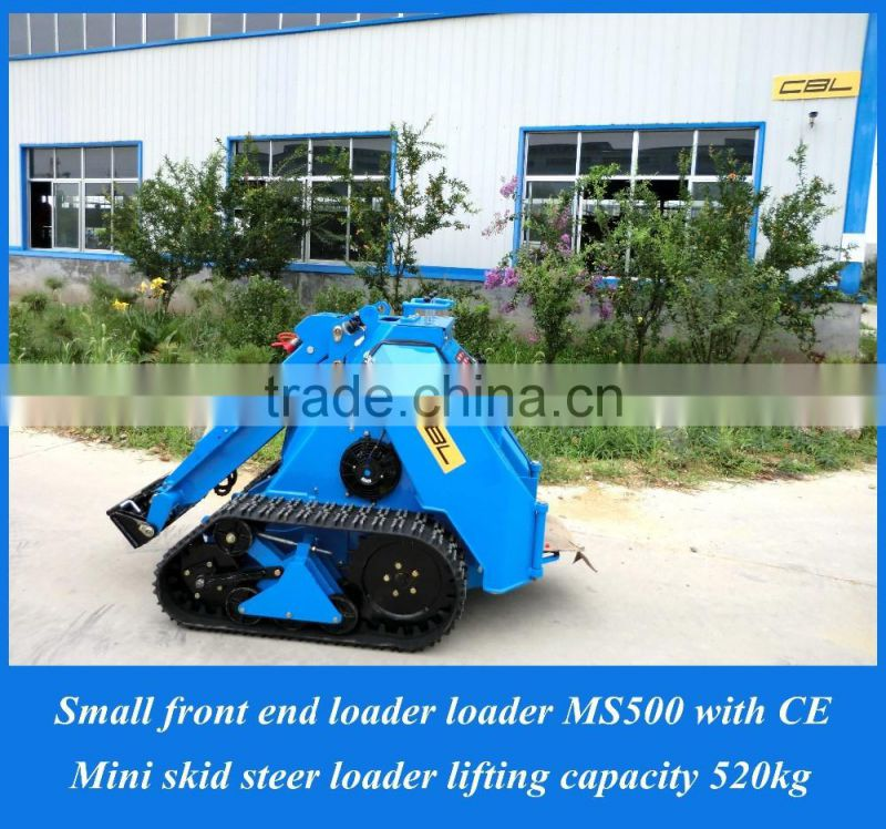 MS500 mini industrial lawn mowers